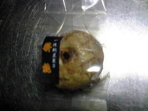 一休納豆のお菓子